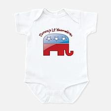 Mommy's Lil Weepublican Infant Bodysuit