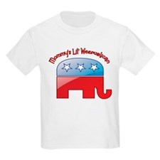 Mommy's Lil Weepublican T-Shirt