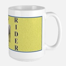 Goat Riders Large Mug Mugs