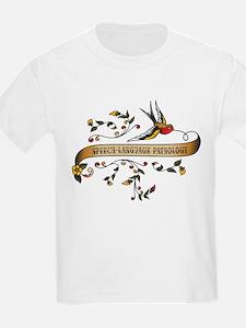 Speech-Language Pathology Scroll T-Shirt