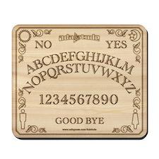 Ouija Me! Mousepad