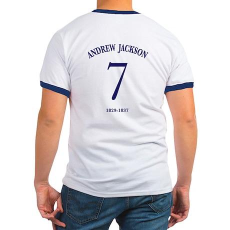 POTUS 7: Andrew Jackson Ringer T
