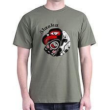 Alaska Design T-Shirt