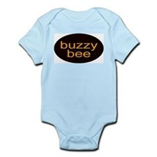 buzzy bee bumble bee Infant Creeper