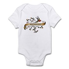 Sociology Scroll Infant Bodysuit