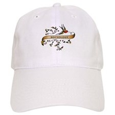 Sociology Scroll Baseball Cap