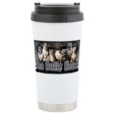 The Bully House Travel Coffee Mug