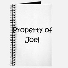 Cute Joel Journal
