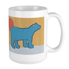 Blue Bear Mug