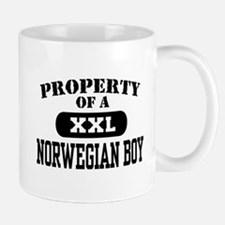 Property of a Norwegian Boy Mug