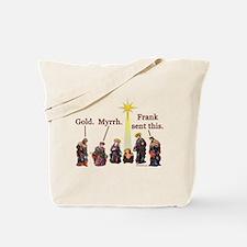 Frank Sent This Tote Bag