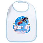 Rocket Ride Bib