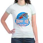 Rocket Ride Jr. Ringer T-Shirt