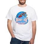 Rocket Ride White T-Shirt