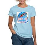 Rocket Ride Women's Pink T-Shirt