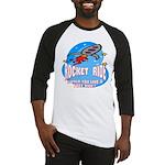 Rocket Ride Baseball Jersey