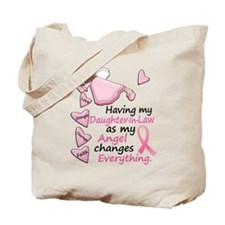 My Angel 1 (Daughter-In-Law BC) Tote Bag