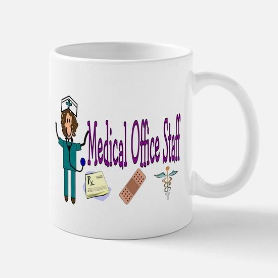 Medical office staff Mugs