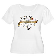 Radiology Scroll T-Shirt