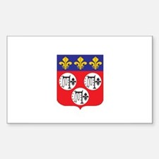 chartres Rectangle Decal