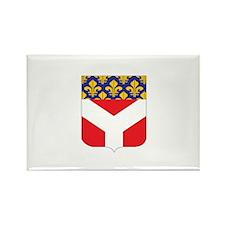 conflans sainte honorine Rectangle Magnet