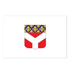 conflans sainte honorine Postcards (Package of 8)