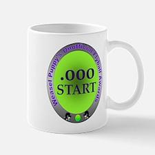 Perfect Start Flyball Award Mug