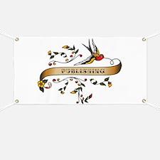 Publishing Scroll Banner