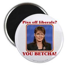 Sarah Palin You Betcha Magnet