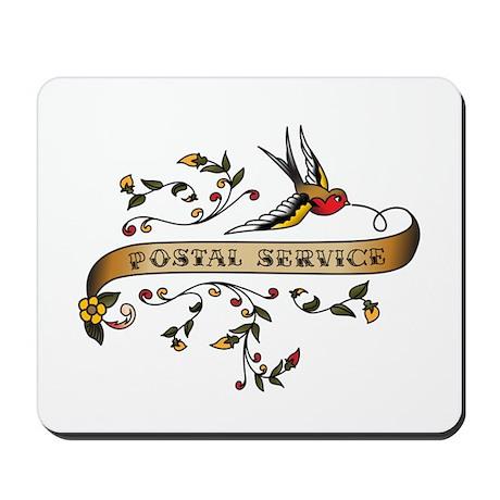Postal Service Scroll Mousepad