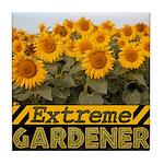 Extreme Gardener Tile Coaster