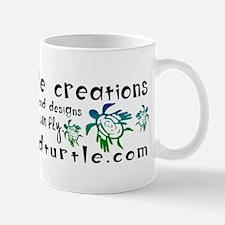 Winged Turtle Logo Mug