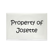 Cool Josette Rectangle Magnet