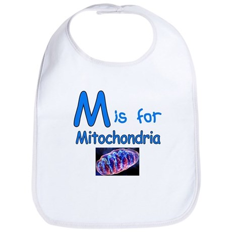 M is for Mitochondria Bib