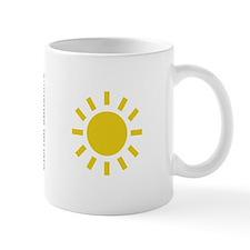 Eternal Sunshine Small Mug