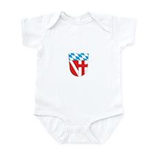 regensburg city Infant Bodysuit