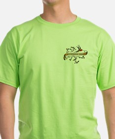 Occupational Therapy Scroll T-Shirt