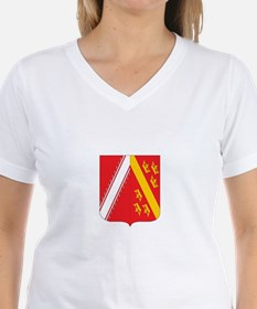 alsace Womens V-Neck T-Shirt