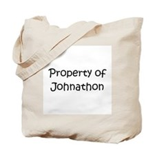 Cute Johnathon name Tote Bag