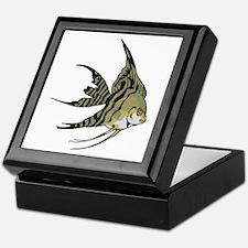 Angel Fish 2 Keepsake Box