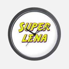 Super lena Wall Clock