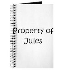 Cool Jules name Journal