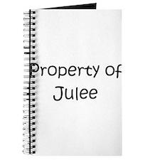 Jules name Journal