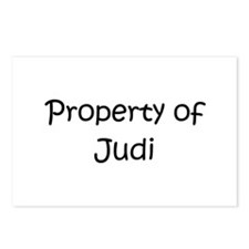 Funny Judi Postcards (Package of 8)