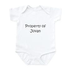 Cool Jovan Infant Bodysuit
