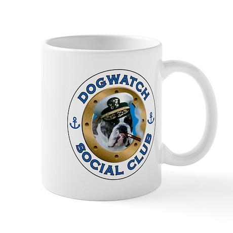 DogWatch Social Club Mug