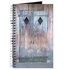 Journal - Door at Preservation Hall
