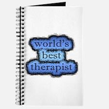 world's best therapist Journal