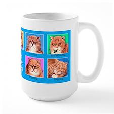 Nine Lives Mug