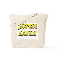 Super layla Tote Bag
